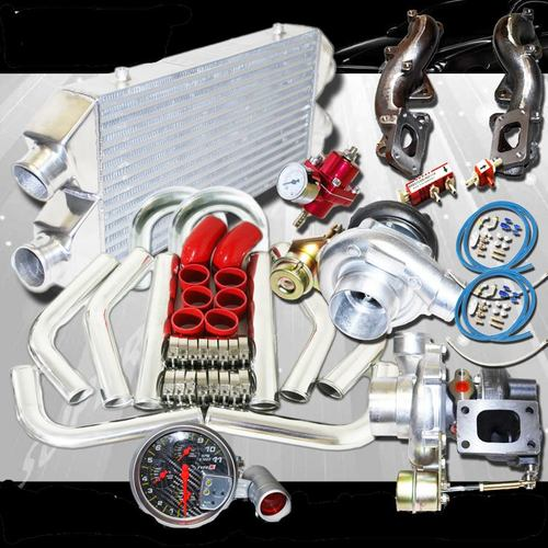300zx Turbo Fuel Air: Two GT28 Turbo Kits For 90-96 Nissan 300ZX VG30DETT Z32