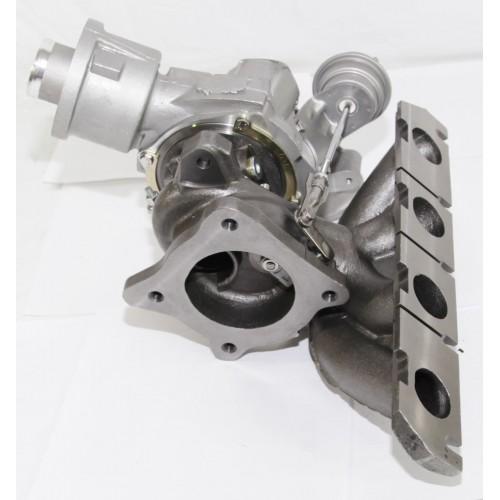 2007 Audi A4 Turbo Problems: K03 06J145701T Turbo W/manifold For 05-08 Audi A4 Quattro