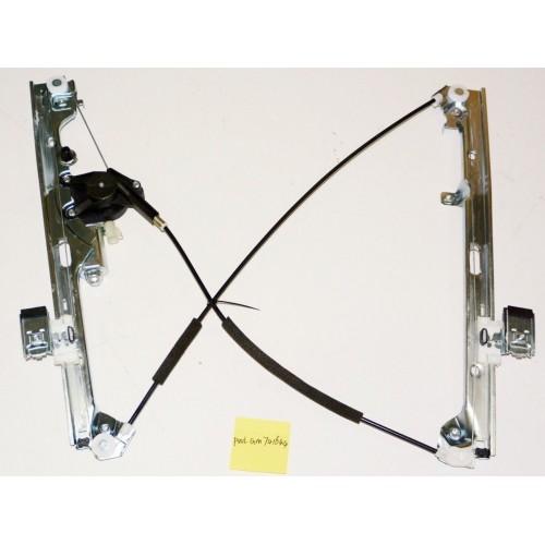 Front driver side power window regulator w motor for 00 06 for 2001 chevy silverado power window regulator