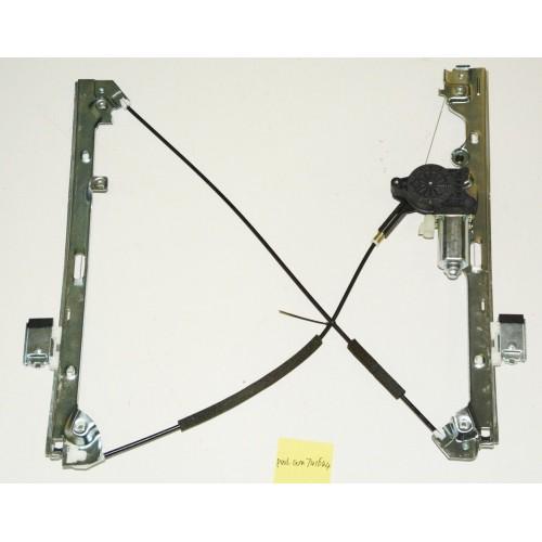 Front driver side power window regulator w motor for 00 06 for 2001 yukon window regulator
