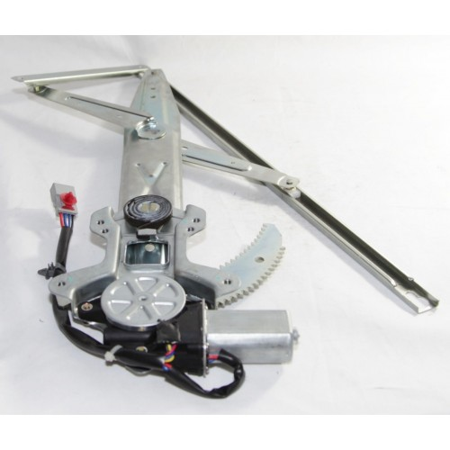 Front left driver 96 00 civic power window regulator with for 1997 honda civic power window motor