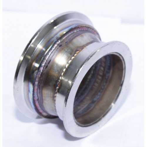 """3"""" TO 2.5"""" V-Band Adapter Flange turbo charger downpipe ..."""