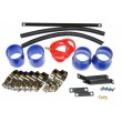 Intercooler Piping+Silicones+Clamps for Nissan GTIR N14 Pulsar SR20 SR20DET
