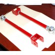 Nissan 240sx 1995  1996 1997 1998 S14 Rear Lower Control Toe Arm Kit RED