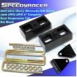 Chevy GMC Silverado Sierra 1500 2500 3500HD 2 quot; REAR Leveling Lift Kits 8LUG
