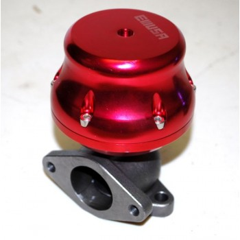 EMUSA 38MM WASTEGATE ADJ. RED ANODIZED UNIVERSAL Mustang Mirrage Accord Corolla
