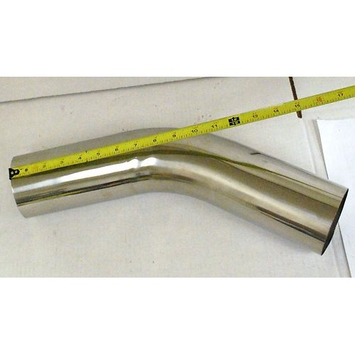 Stainless steel pipe ° quot coupler and clamps