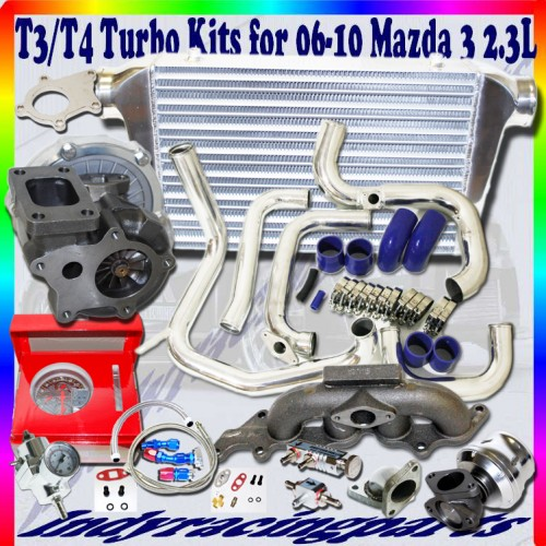 2006 2010 mazda 32 3l dohc completet3 t4 turbo kit. Black Bedroom Furniture Sets. Home Design Ideas