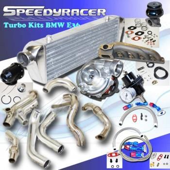 1992 1998 Bmw E36 Turbo Kit M3 320 325 328 L6 T3 Bolt On