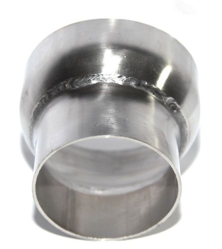 Universal piping stainless steel exhaust reducer quot to
