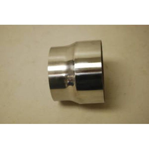 Piping reducer quot to stainless steel for exhaust