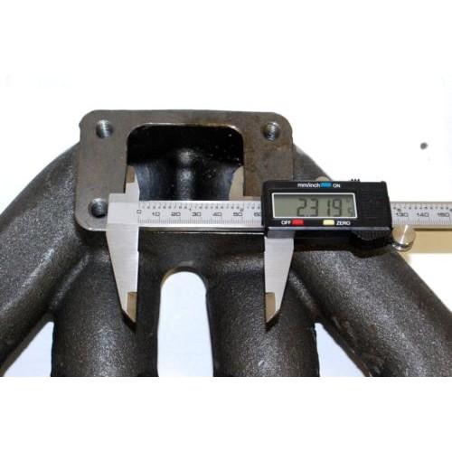 Honda Civic CRX 88-00 D15/D16 Cast Iron Turbo Manifold