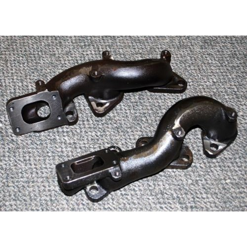 300zx Turbo Replacement Without Pulling Engine: 1989-1996 Nissan Z32 300ZX Twin Turbo Manifold Cast