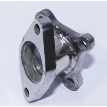 Steel Adaptor fit Tial Wastegate 2Bolt to HKS Wastegate 4Bolt Toyota Mazda Dodge