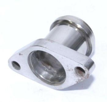 Steel Adaptor fit Tial Wastegate 2Bolt to Wastegate V-band Toyota Mazda Dodge