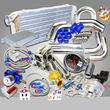 T3/T4 Turbo kits + intercooler + Wastegate + Manifold Mitsubishi EVO8/90-94 Ecli