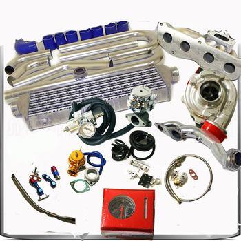 Turbo Kits 05-10 Scion TC 2AZ-FE 2.4L Turbocharger + Manifold + Intercooler