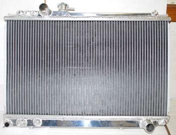 Toyota Supra JZA70 86-92 Manual Performance Racing Aluminum Radiator