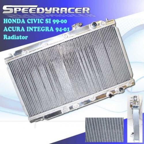 2000 2001 Acura Integra FULL ALUMINUM Racing RADIATOR DC2