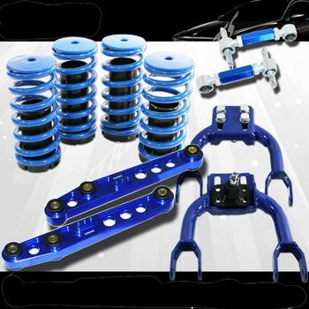 1992-1995 Civic Scaled Lowering Coilover Springs+F&RCamber+Rear Lower Control
