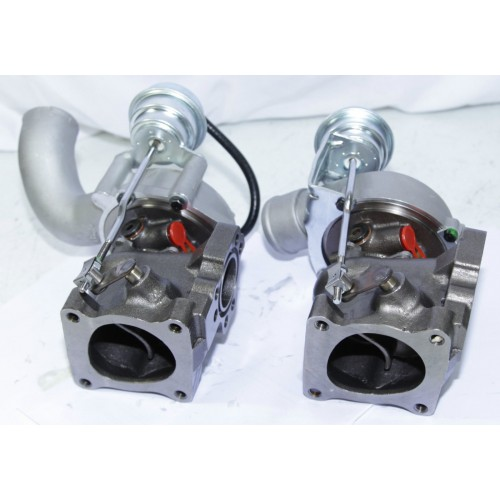 Twin K03 016 K03 017 Turbo Charger Fits 99 04 Audi A6