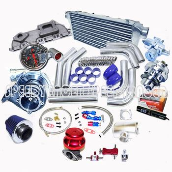 03-05 Dodge Neon SRT-4 2.4L DOHC Turbo Kits + Cast Iron Manifold