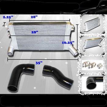 2006-2009 Audi A3 Base Hatchback 4-Door 2.0L Transverse 2.0T Intercooler &Piping