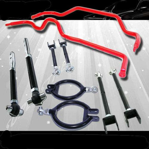 Nissan 240SX S13 Suspension Package Toe Arm /Tension Rod/Traction  Rod/Swaybar