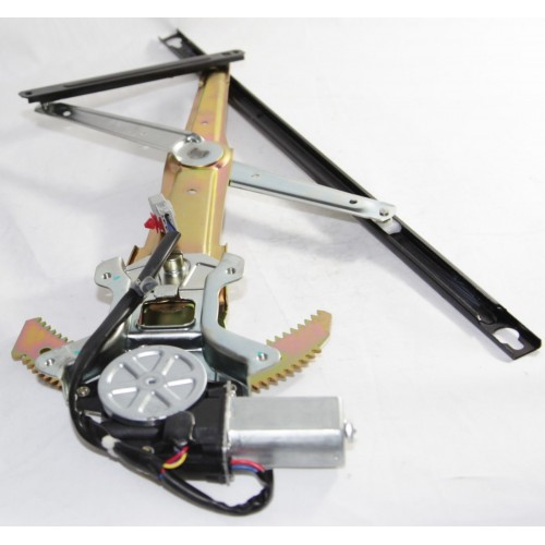 Power Window Regulator Motor Assembly Front Left For 97-01 Honda CRV 2.0L 741950