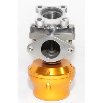 38mm ADJ. Wastegate+Steel Adaptor Tial Wastegate 2Bolt to HKS Wastegate 4Bolt