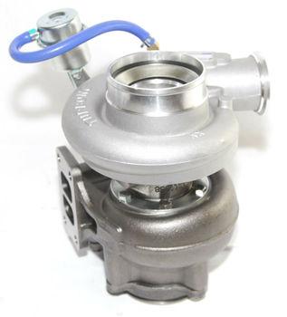 "HX40W 3538232 Diesel Turbo Turbocharger for 89-02 Dodge RAM 2500/3500 Diesel 6CTAA T3 4""VBAND"