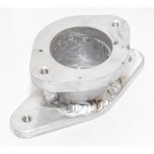 Mazda 3 Flange TO Greddy BOV Blow Off Valve Flange Adapter/& EMUSA Blow off Valve