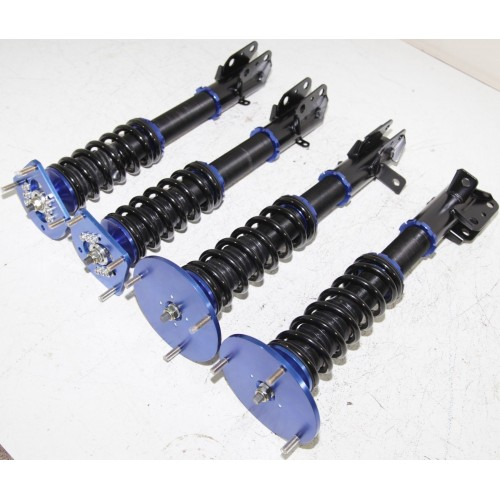Coilover Suspension Lowering Kit Fits 2003 2005 Dodge Neon