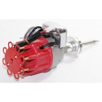 Electronic HEIDistributor RED fits Small Block Mopar Dodge Chrysler 318 340 360