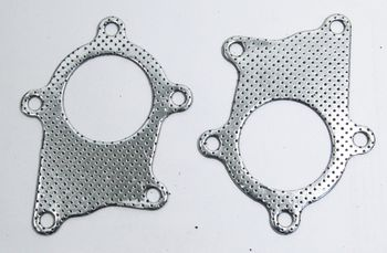Two Turbo T3/T4 Exhaust Discharge 5-Bolt Gasket