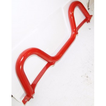 Rear Dual Hoop Roll Bar fits1990-2005 Mazda Miata RED Sport Chassis Stabilized
