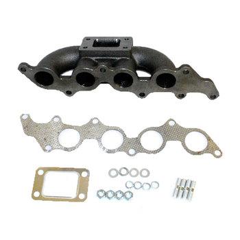 Cast Iron Manifold fits 03-07 Ford Focus 2.3L/ 04-06 Mazda 3 2.0L 2.3L