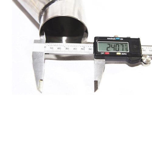 2.5 DIY Universal Remote Electric ADJ Exhaust Catback CutOut E-Cut Valve