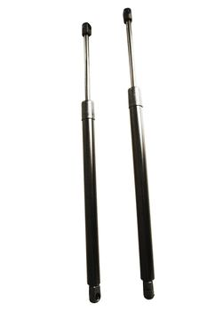 Two Pieces Rear Hood Lift Supports Shocks Gas Spring for 05-09 Nissan Pathfinder Base