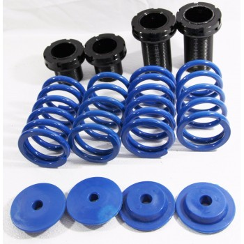 BLUE 90 - 99 Mitsubishi Eclipse Coilover Lowering Springs Kits