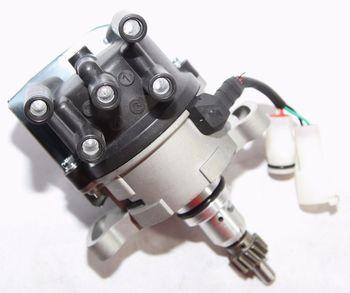Ignition Distributor for 85-89 Toyota MR2 1.6L 4AGELC D9020 84-757 19100-16130