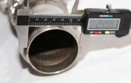 BMW Sulev Warranty >> SS Catless Exhaust Turbo Downpipe for 12-16 BMW 320i 328i ...