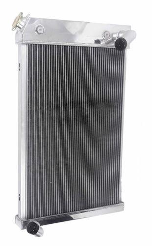 "3 Row Performance Radiator 12/"" Fan for 68-82 Chevy Small Block Corvette V8 ONLY"