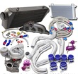 K04-015 Turbo Kit+Oil Cooler Kits fit 98-05 VW Golf  Jetta GTI 1.8T Bolt on