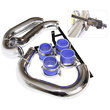 Intercooler Piping Kits for 05-06 Mitsubishi Lancer EVO7 8 9 2.0L 1997CC DOHC
