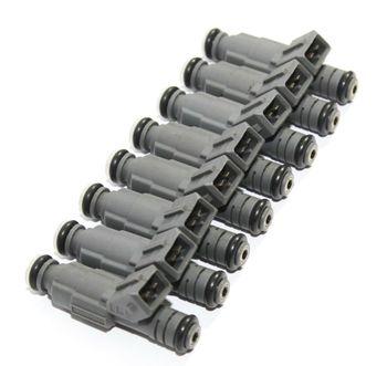 Brand New Set 8 Fuel Injectors for BMW 740IL 740I 540I X5 Z8 4.4 0280155823