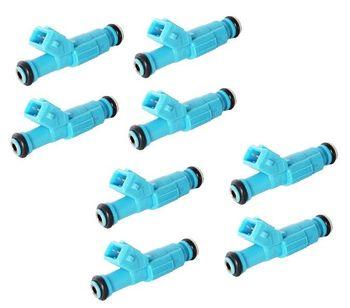 Fuel Injector 0280155724 set 8 24 lbs Pontiac Chevrolet Ford LS1 LT1 5.0L 5.7L