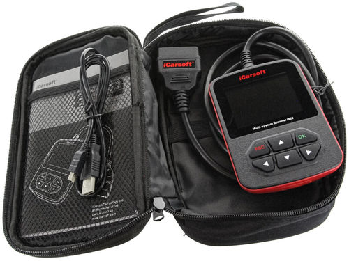 Icarsoft I Obd Multi System Scanner Diagnostic Tool For Ford Holden Srs Abs