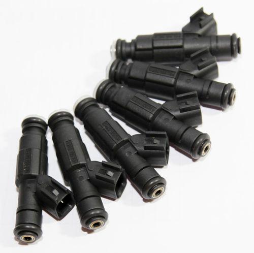 6 x Bosch Fuel Injectors for 1999-2004 Jeep Wrangler 4.0L 0280155669
