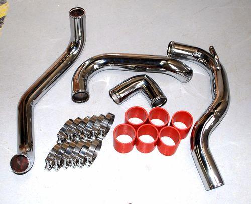For 89-94 Nissan 180SX 200SX CA18DET Intercooler Piping kit